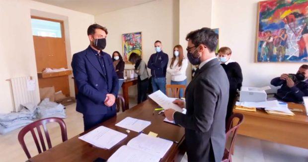 Luca Di Stefano proclamato Sindaco di Sora. Giovedì in Comune la cerimonia di presentazione