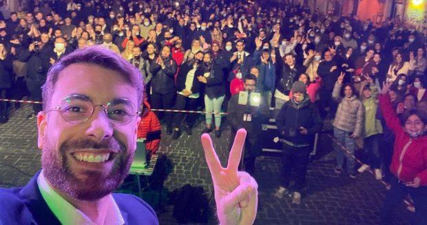Luca Di Stefano è il nuovo sindaco di Sora. I risultati finali