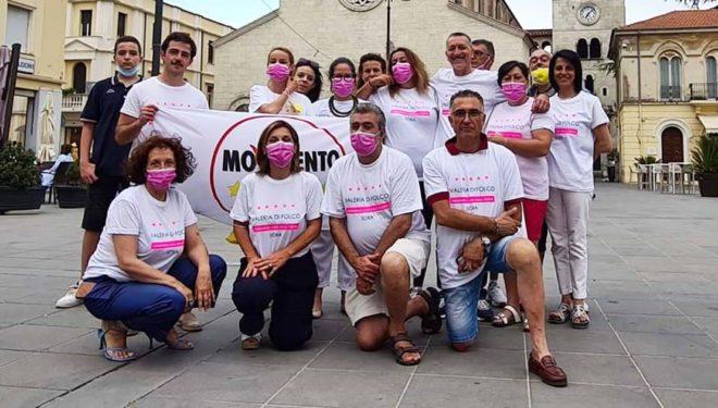 Valeria Di Folco: «Grazie a tutti coloro che ci hanno sostenuto riconoscendo in noi una valida alternativa»