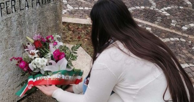 """MONTE SAN GIOVANNI CAMPANO – """"Una rosa per Norma Cossetto"""""""