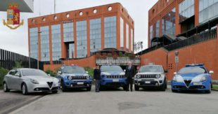 Assegnati nuovi veicoli Polizia. Al commissariato di Sora, una jeep per raggiungere le zone più impervie