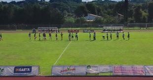 SORA CALCIO: prima sconfitta stagionale per i bianconeri, 2-3 contro la Vis Sezze