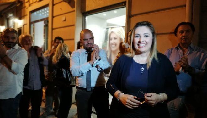 Eugenia Tersigni al ballottaggio: «Ringrazio tutti coloro che hanno deciso di darci fiducia»