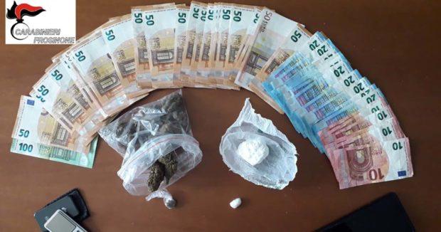 ISOLA DEL LIRI – I Carabinieri arrestano un 51enne incensurato per droga